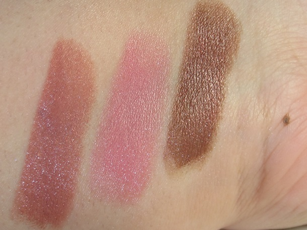 L'Oreal Collection Privee Lipstick Swatches