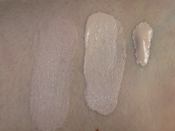 Maybelline Dream Pure BB Cream swatches