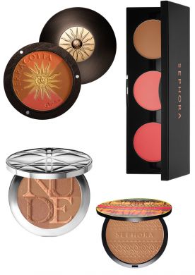 Beautiful Summer Bronzers