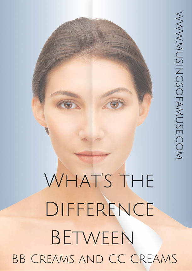 Difference Between BB Creams and CC Creams