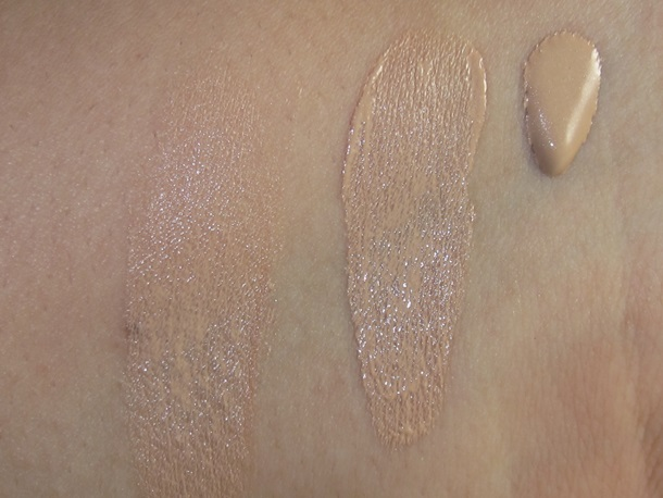 NYC New York Color Smooth Skin BB Creme swatches
