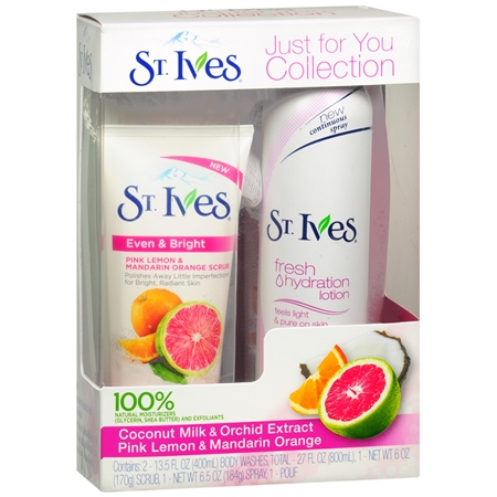 st ives value pack