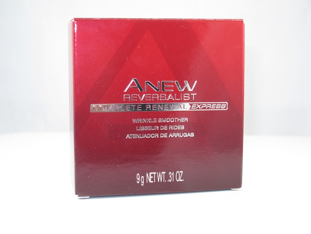 Avon Anew Reversalist Complete Renewal Express Wrinkle Smoother1