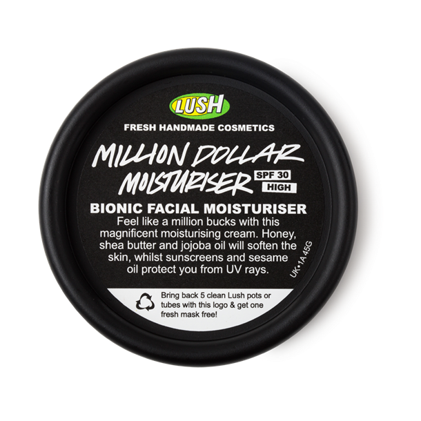 Lush Million Dollar Moisturizer