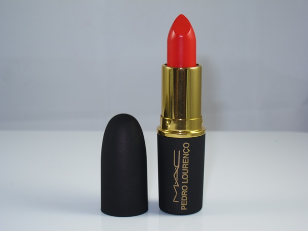 MAC True Red Lipstick Review & Swatches