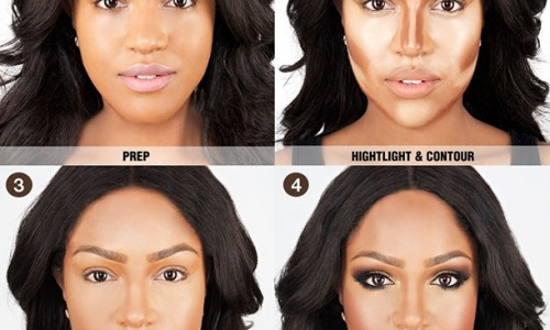 Contouring Made Easy with NYX Wonder Stick