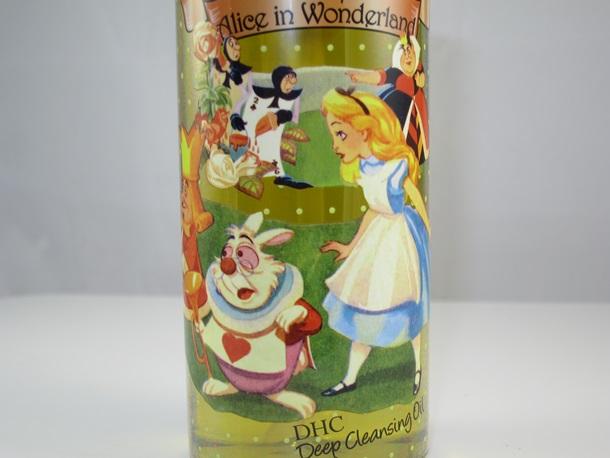 DHC Alice in Wonderland Cleansing Oil 9