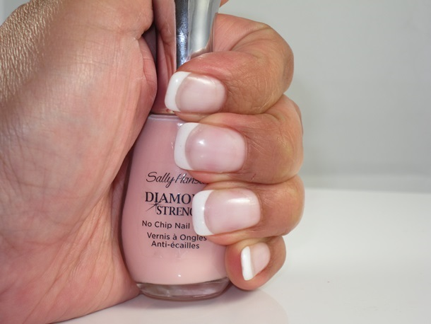 3 Step French Manicure Tutorial Musings Of A Muse