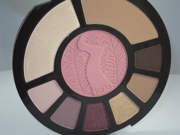 Tarte Rainforest After Dark Eye Cheek Palette