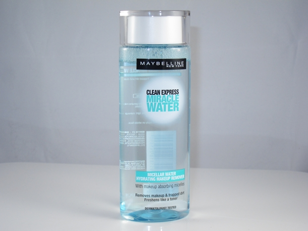 Maybelline Clean Express Miracle Water