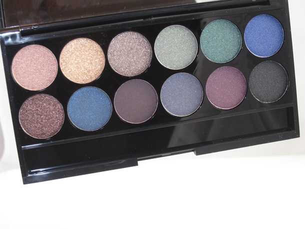 Sleek Makeup Arabian Nights i-Divine Eyeshadow Palette