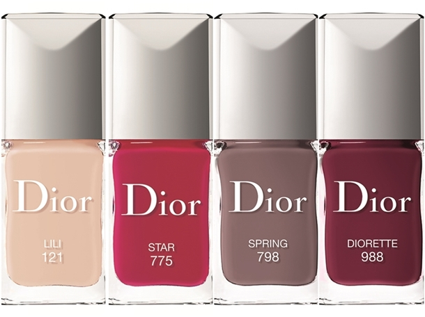 Vernis Nail Lacquer Fall 2014