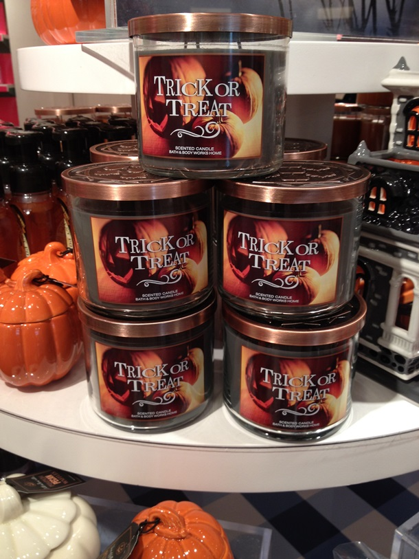 Bath Body Works Spook Tacular Halloween 2014 Boutique Musings Of