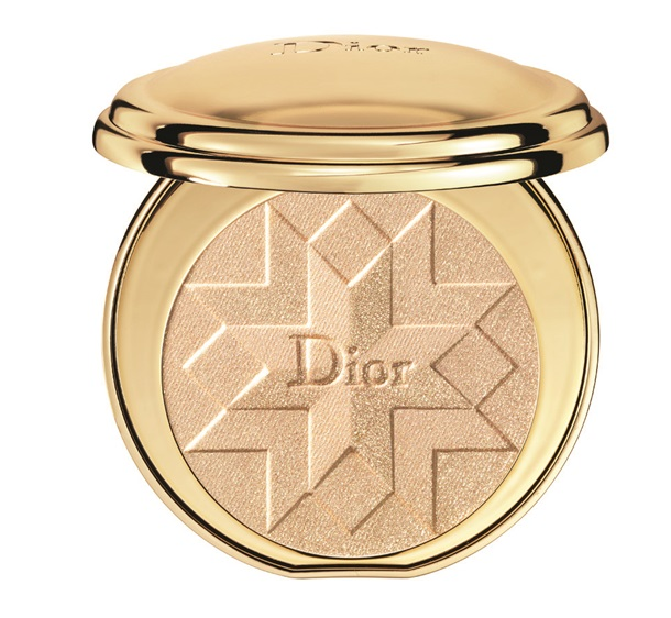 Diorific Gold Shock Illuminating Pressed Powder