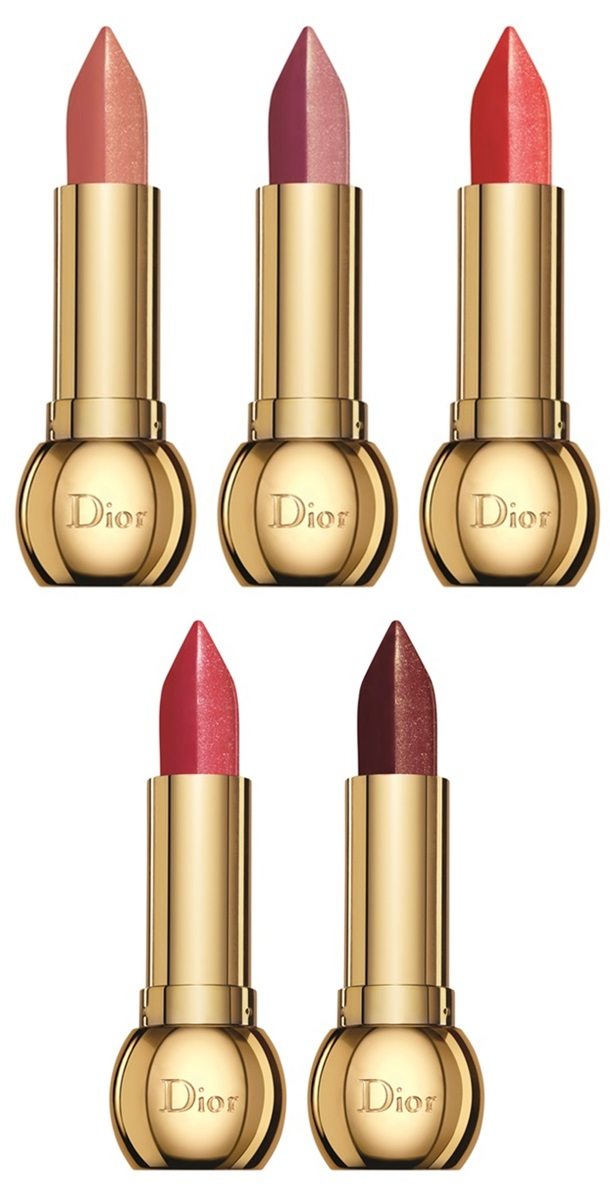 Diorific Golden Shock Lip Duo