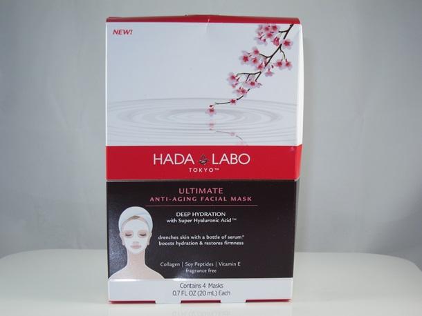 Hadalabo Tokyo Facial Mask