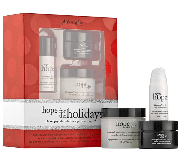 Philosophy Hope For The Holidays Kit