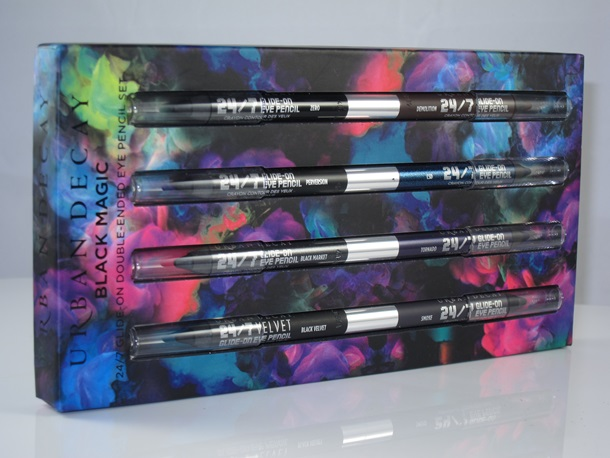 Urban Decay Black Magic 24 7 Glide On Double Ended Eye Pencil Set
