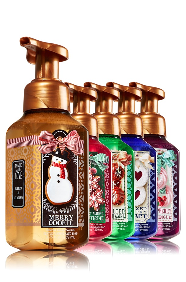 Bath & Body Works Made With Love Hand Soaps