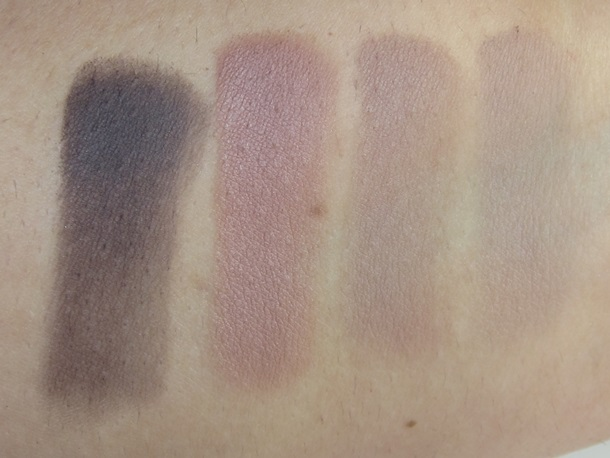 It Cosmetics Naturally Pretty Celebration Swatches 1