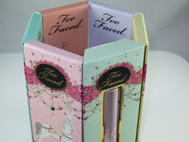 Too Faced La Belle Carousel 8