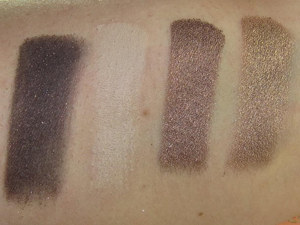 Too Faced La Belle Carousel swatches 1