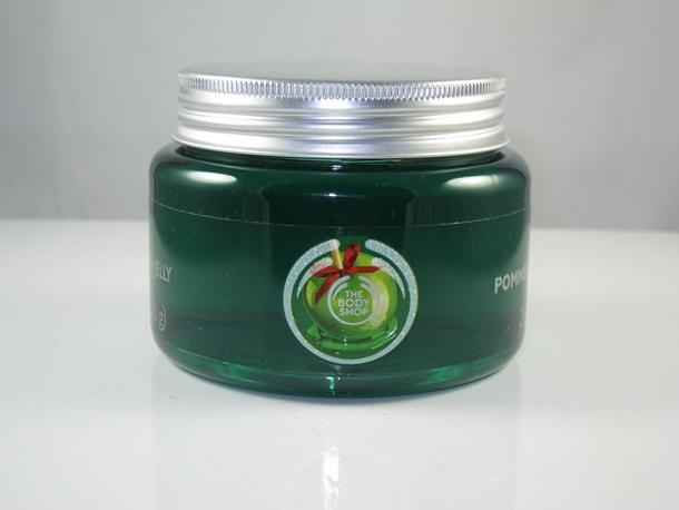 Body Shop Glazed Apple Bath Jelly