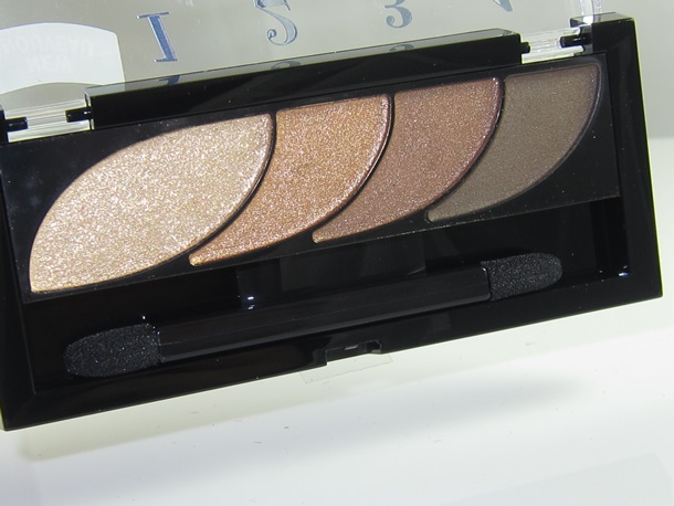 Covergirl go for golds Eyeshadow Quad