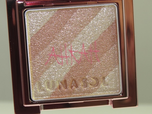 Lunasol AHKAH Collection Shiny Eyes Eyeshadow