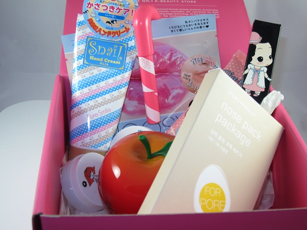 Memebox My Cute Wishlist 4