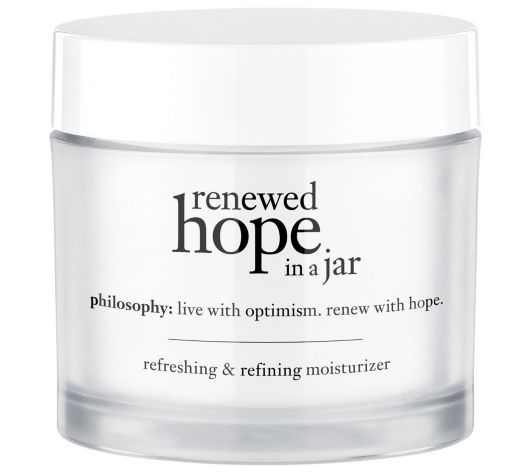 Philosophy Renewed Hope Moisturizer for Spring 2015