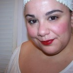 L'Oreal Infallible Le Rouge fotd