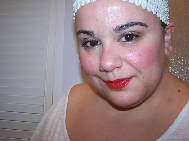 Rimmel Lasting Finish Colour Rush Intense Colour Balm fotd