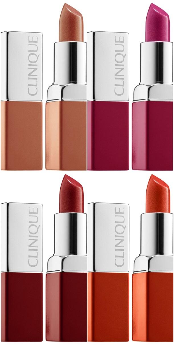 Clinique Pop Lip Colour + Primer for Spring 2015 – Musings ...