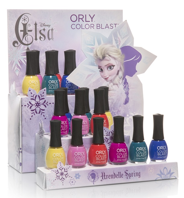 Disney Frozen ORLY Color Blast