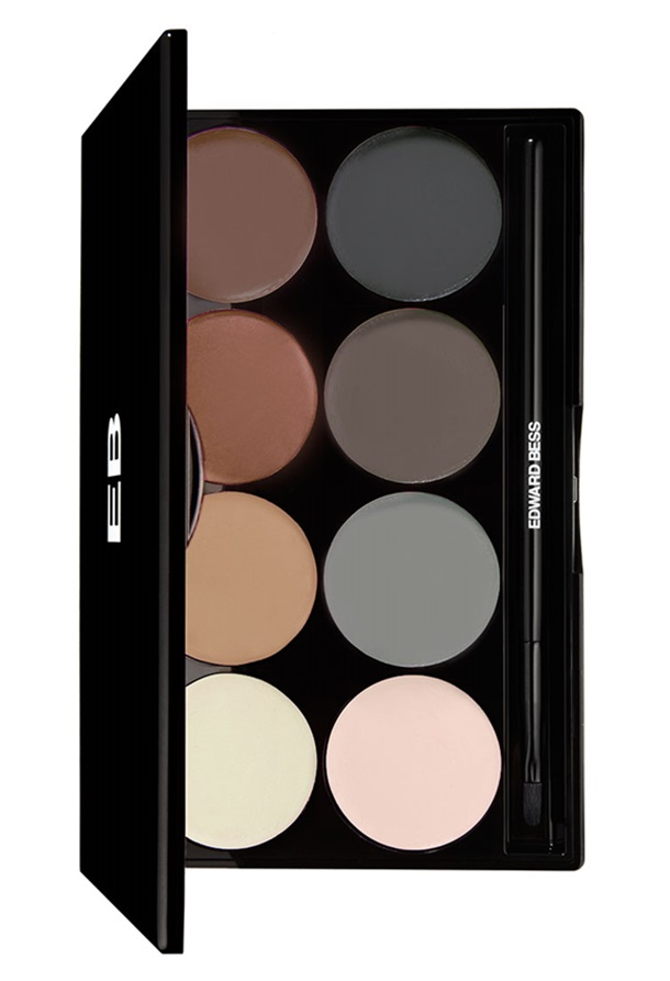 Edward Bess Matte Artiste Eye Shadow Palette