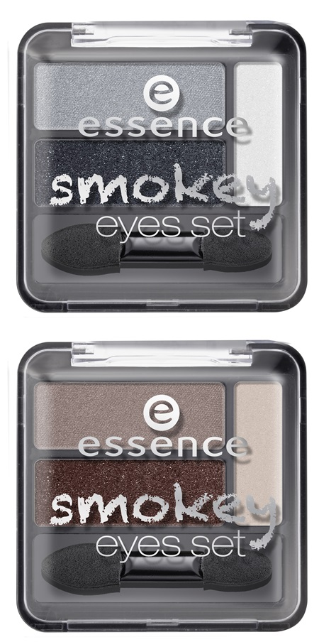 Essence smoky eyeshadow palette