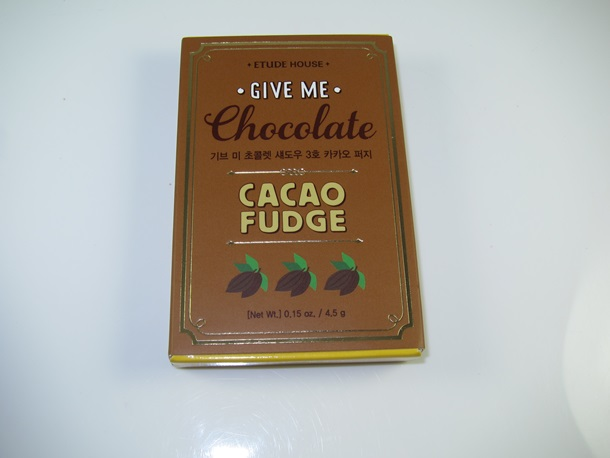 Etude House Give Me Chocolate Palette