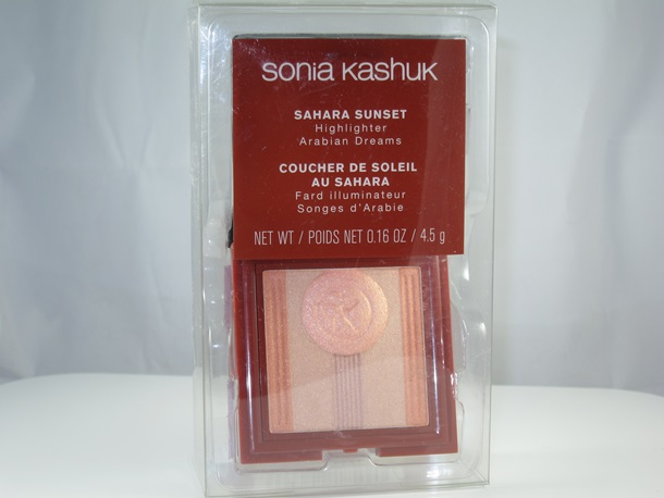 Sonia Kashuk Sahara Sunset Highlighter2