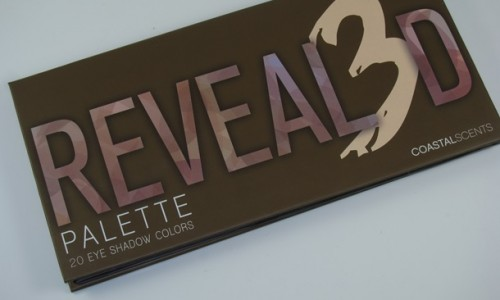 Coastal Scents Revealed 3 Palette Review & Swatches