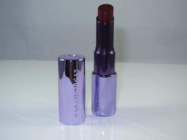 Urban Decay Sheer Revolution Lipstick Review & Swatches