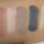 Hard Candy Top Ten Trendsetter Eyeshadow Palette swatches
