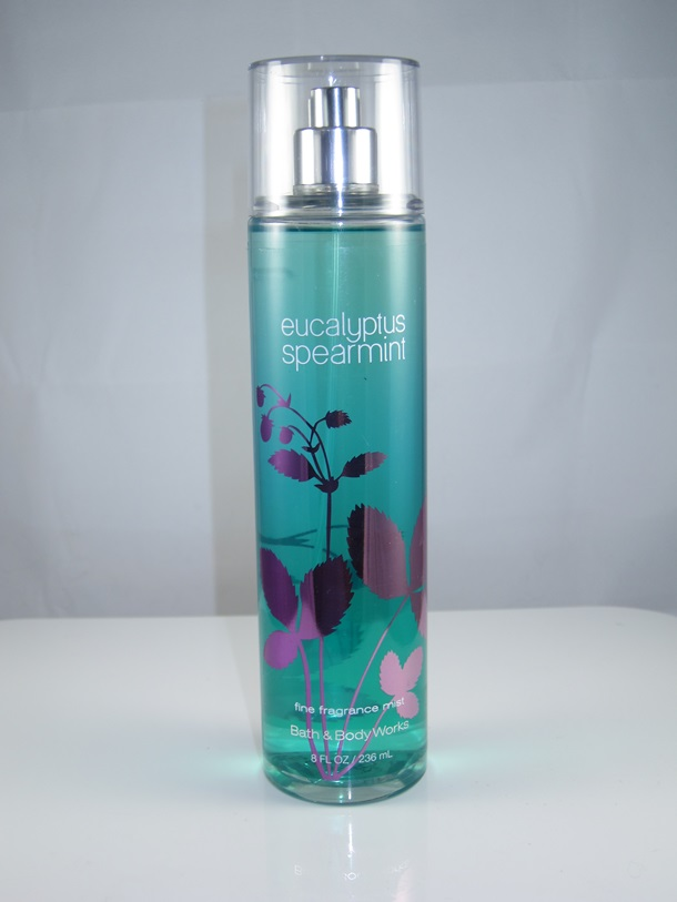 Bath & Body Works Eucalyptus Spearmint Fragrance Mist