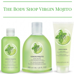 Sipping On a Virgin Mojito with The Body Shop