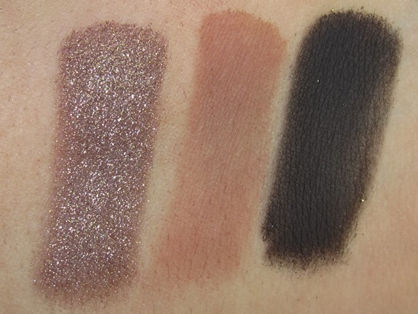 Bobbi Brown Telluride Eyeshadow Palette swatches