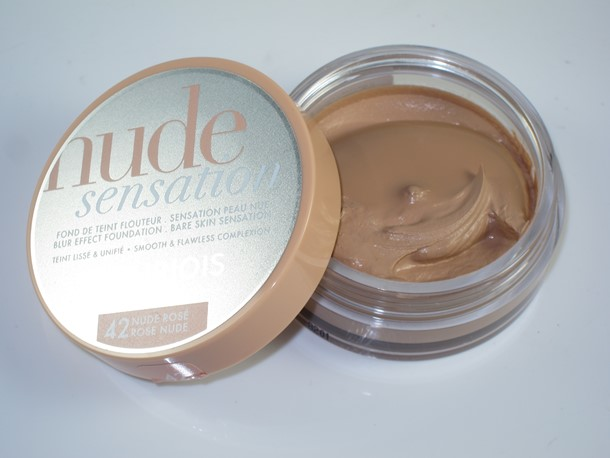 Bourjois Nude Sensation Blur Effect Foundation3