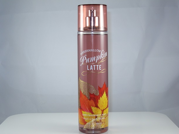 Bath & Body Works Marshmallow Pumpkin Latte Fragrance Mist