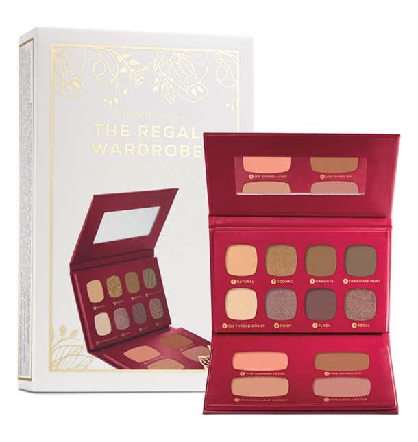 Bare Minerals the Regal Wardrobe