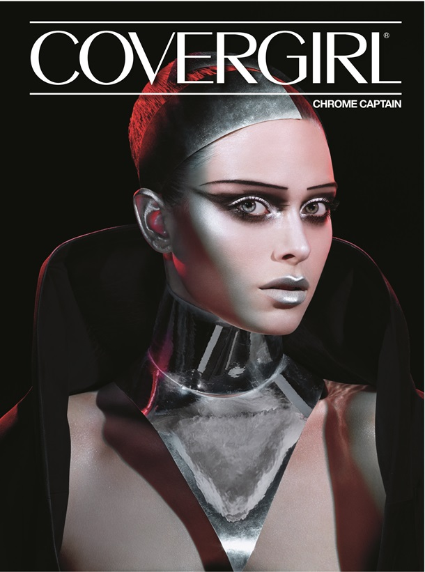 Covergirl Star Wars Chrome Captain