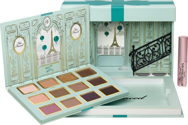 Exclusively at Ulta the Too Faced La Petite Maison